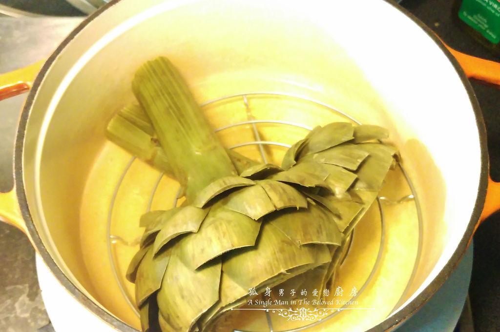 孤身廚房-義式綜合香料橄欖油蒸烤朝鮮薊21.jpg
