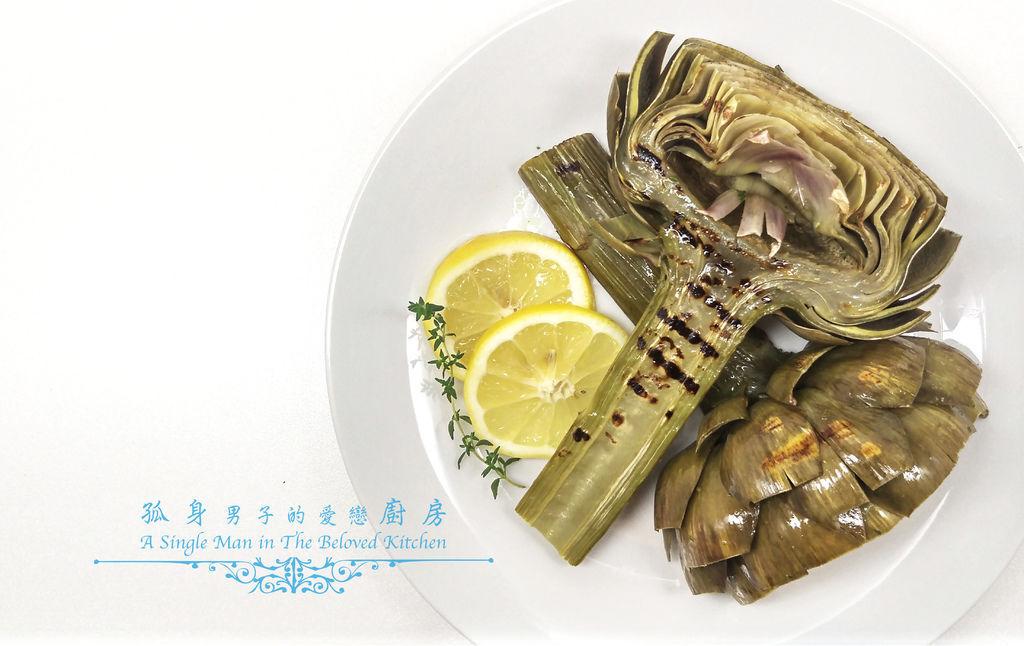 孤身廚房-義式綜合香料橄欖油蒸烤朝鮮薊26.jpg