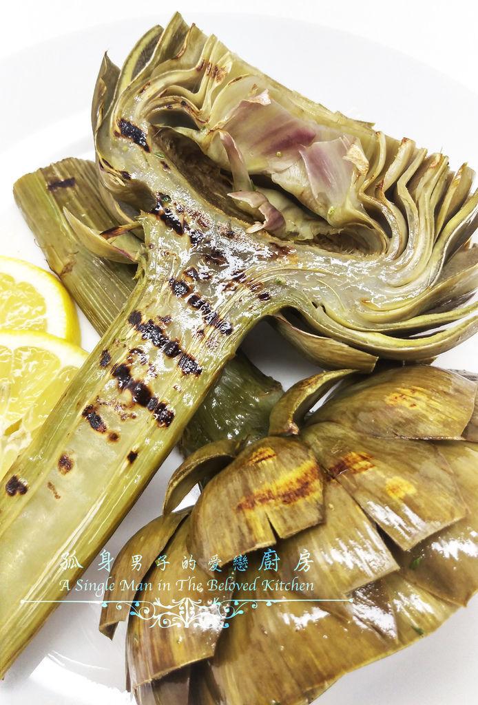 孤身廚房-義式綜合香料橄欖油蒸烤朝鮮薊29.jpg