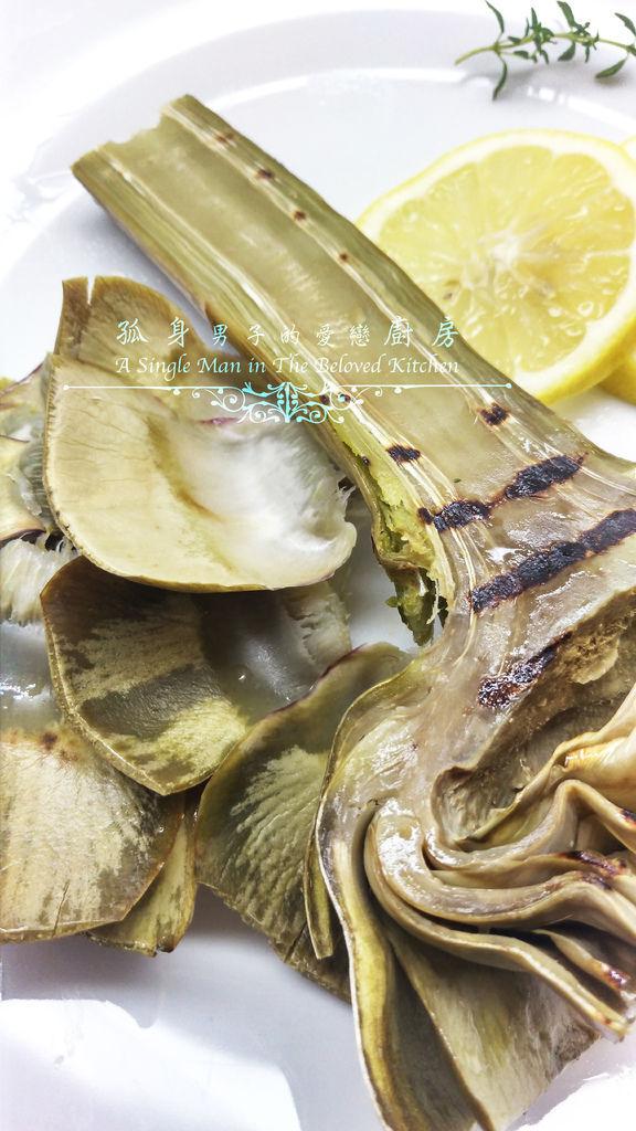 孤身廚房-義式綜合香料橄欖油蒸烤朝鮮薊31.jpg