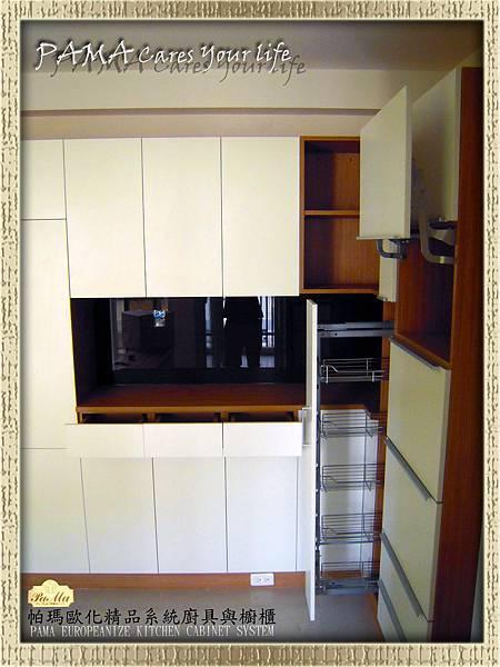 PM2012065-3 餐廳櫃電器櫃