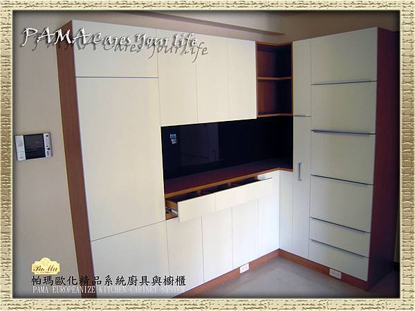PM2012065-2 餐廳櫃電器櫃