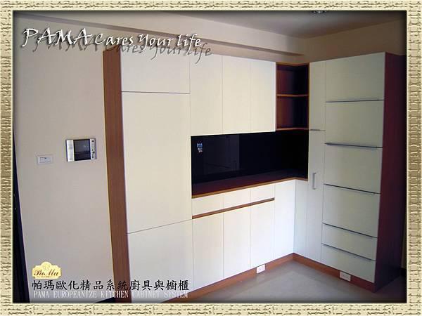 PM2012065-1 餐廳櫃電器櫃