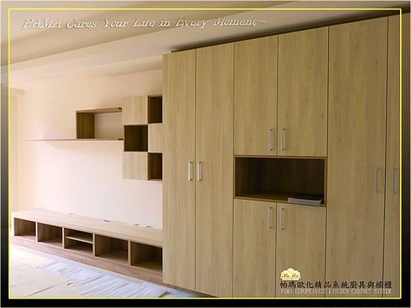 系統家具電視櫃PM2014082-1