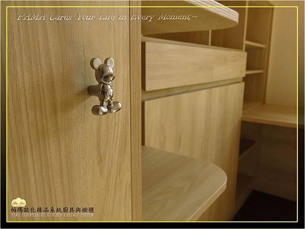 小孩房衣櫃書櫃書桌PM2014082-6