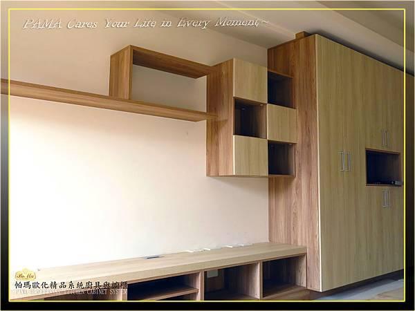系統家具電視櫃PM2014082-2