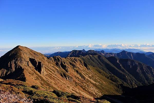 雪山聖陵線