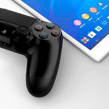 圖7_Xperia_Z3_Tablet Compact_White_PS4_Remote