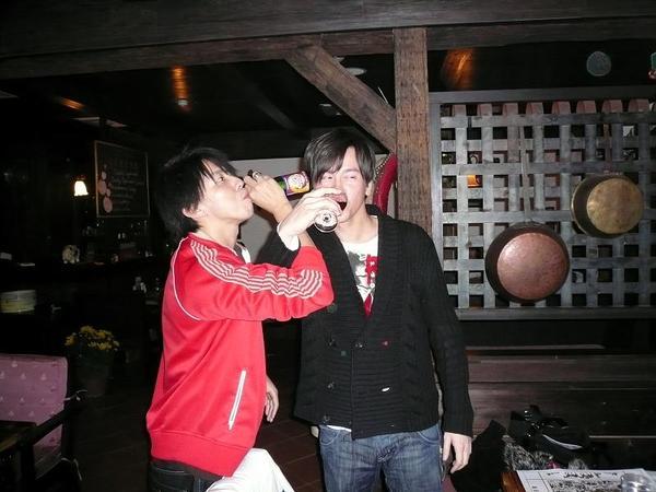 聖傑 & 知名DJ-Dennis