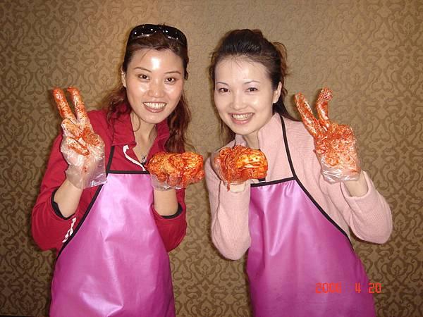 韓國之旅-道地韓國泡菜做好了要讓我們帶回家YA.jpg