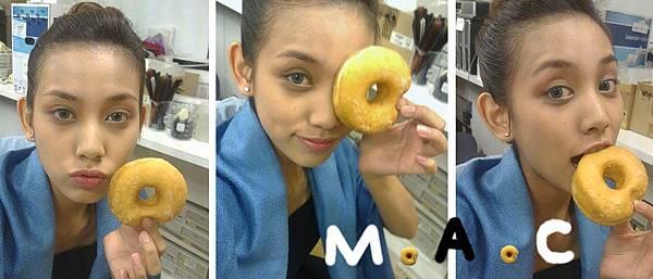 甜甜圈!!