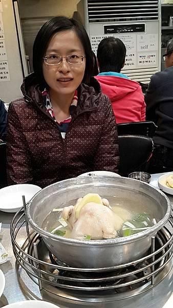 陳玉華一隻雞