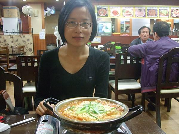 清潭部隊鍋