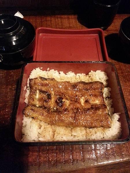 大東屋-鰻魚飯