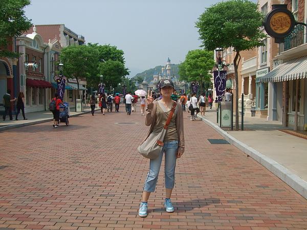 美國小鎮大街
