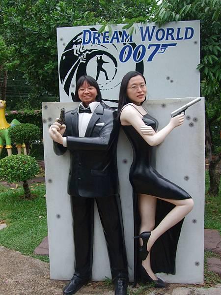 007與龐德女郎