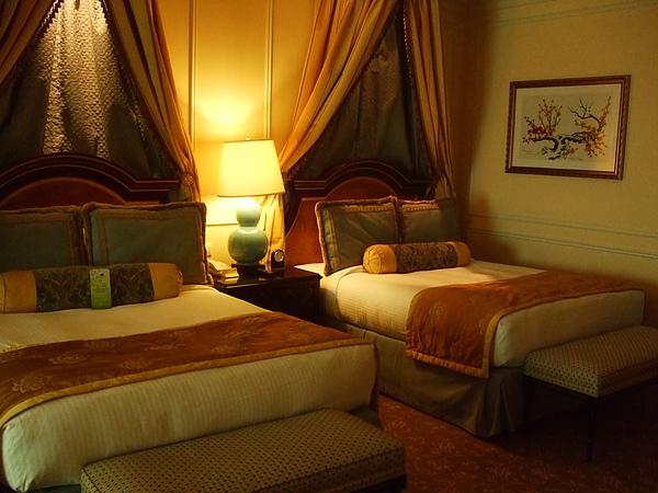 房間 兩大床
