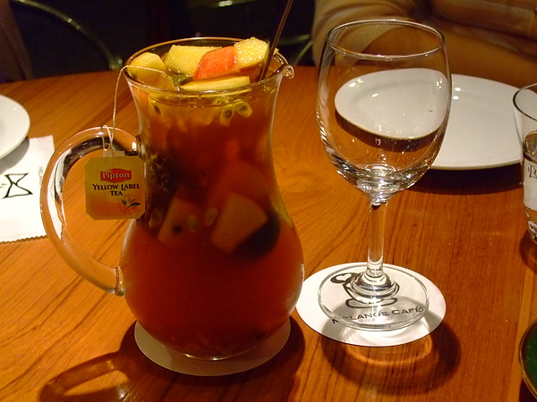 夏日鮮果茶