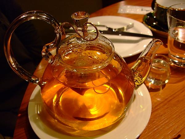 溫暖橙橘茶
