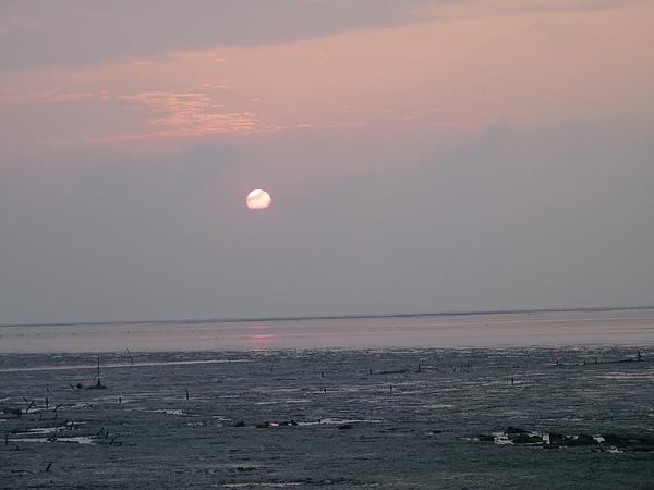 海嘯那天的海岸