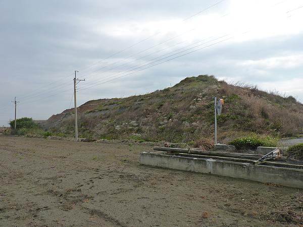 台17附近廢棄物
