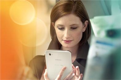 SAMSUNG Galaxy Tab 愛用者