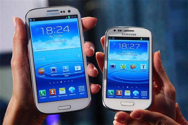 Samsung-Galaxy-S3-versus-Samsung-Galxy-S3-mini