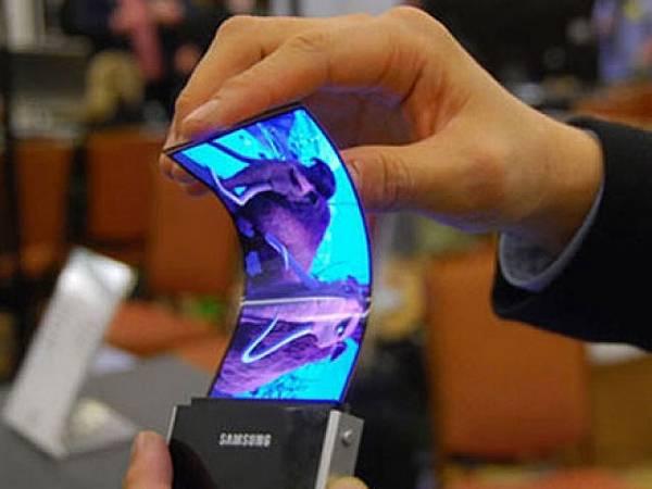 三星可折疊螢幕智慧手機GALAXY Q 2013年2月登場?