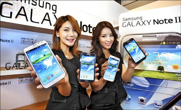 GALAXY Note II 全球熱銷破300萬支