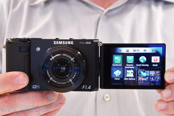 Samsung EX2F 大光圈F1.4
