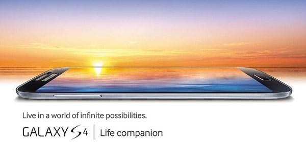 Galaxy S4 官方美圖1