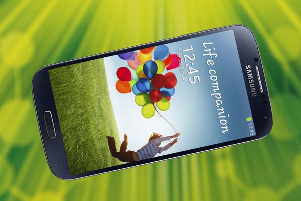 Galaxy S4 官方美圖