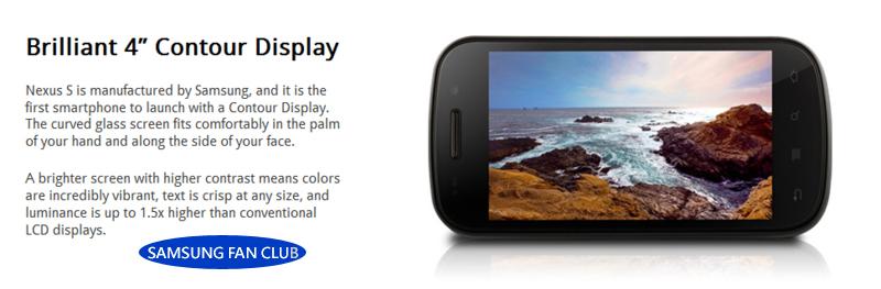 Google聯手打造全球首款Android 2.3手機─Nexus S 33.jpg