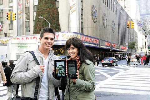三星Galaxy Tab美國上市 銷量火爆