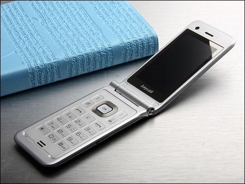 三星GT-S5520評測~炫燈外殼翻蓋3G手機03.jpg