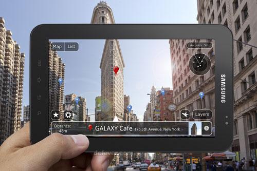 [電腦兼手機] 三星Samsung Galaxy Tab 7吋平板電腦