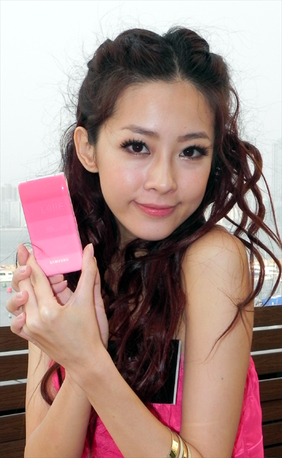 年輕潮童具LED閃燈外屏的摺機Samsung NORi3.jpg