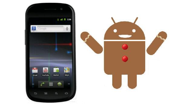 Google Nexus S 及 Android 2.3 正式發表!