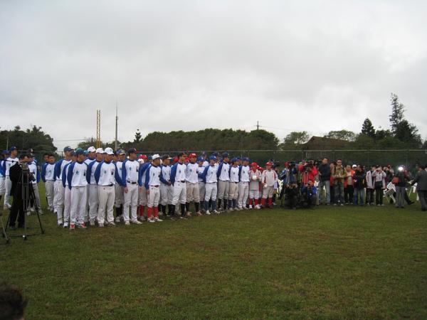 洋基投捕訓練營開幕