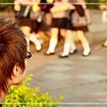 內心OS :好多可愛的女孩啊