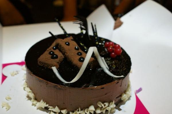切蛋糕囉!