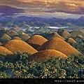 菲律賓巧克力山.jpg