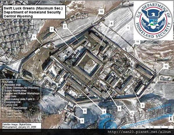 美国联邦应急总署被爆在澳大利亚设置集中营