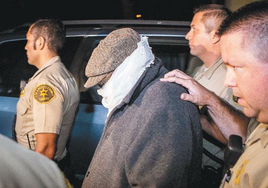 拍攝「穆斯林的無知」引發反美暴力抗議的美國男子納庫拉