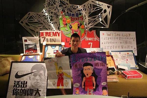 20120810 台灣球迷的禮物