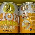 廉價的Custard Powder