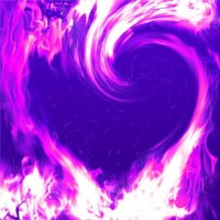 紫羅蘭火焰