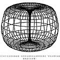 圖1b-以3D的方式呈現兩極磁場,有時候這個形狀也會聯想到像是「管狀的環形曲面體」。想像它就圍繞著你的身體.jpg