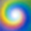 女神彩虹螺旋能量