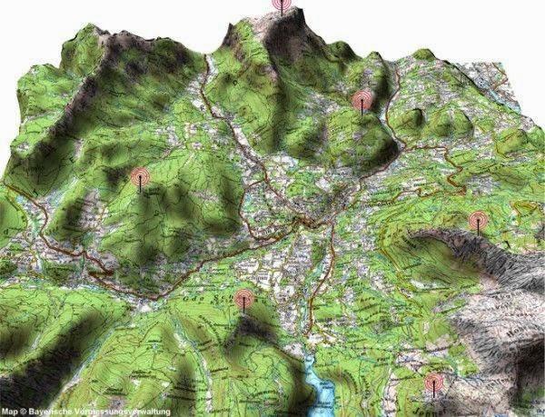 貝希特斯加登座落在群山環抱的碗狀山谷,而這種地形恰好是純量波科技的理想實驗場地.jpg
